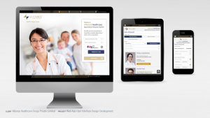 Alliance Healthcare Appointment Request Systems User Interface